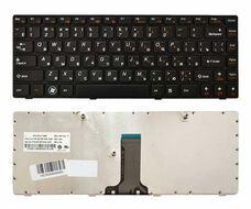 Lenovo Z380, Z385, B470, B475, G470, G475, V470, Z470, B480, B485, G480, G485, Z480, Z485, B490, M490, M495, RU, черная клавиатура для ноутбука  купить по низкой цене за 4 400   тнг.