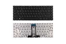 HP 14-BS, 14-BR, 14-BF, 14-BK Series, RU, черная клавиатура для ноутбука  купить по низкой цене за 4 800   тнг.
