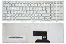 Sony VPC-EH, VPC-EE, Ru, белая клавиатура для ноутбука купить по низкой цене за 7 310 тнг.
