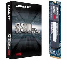 128GB SSD GIGABYTE M.2 PCI-e, GP-GSM2NE3128GNTD за 14 080 тнг.
