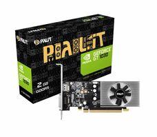 Palit 2GB GT 1030 GDDR5 64-bit видеокарта купить по низкой цене за 36 980 тнг.