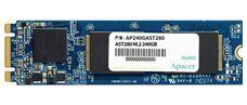 240GB SSD APACER AST280, M.2 SATA, SSD купить по низкой цене за 16 380 тнг.
