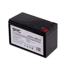 Аккумулятор для ИБП 12V 9Ah SVC GB12-9 купить по низкой цене за 5 160 тнг.