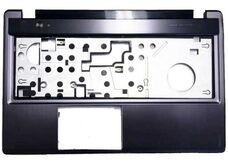 Корпус для ноутбука Lenovo Z580, Z585, С часть, рамка клавиатуры, черный за 15 400 тнг.