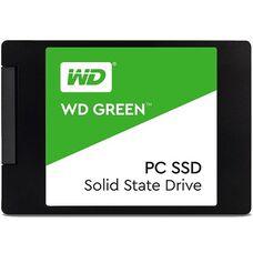 """120GB SSD WD Green WDS120G2G0A 2.5"""", SATA III, твердотельный диск купить по низкой цене за 11 200   тнг."""