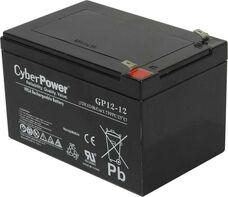 Аккумулятор для ИБП 12V 12Ah CyberPower  GP12-12