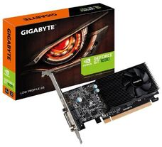 GIGABYTE 2GB GT 1030 GDDR5 64-bit видеокарта купить по низкой цене за 32 250 тнг.