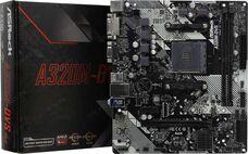ASROCK A320M-DVS R4.0 Socket-AM4 AMD A320 DDR4 mATX материнская плата за 22 000 тнг.