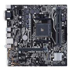 ASUS PRIME B350M-K Socket-AM4 AMD B350 DDR4 mATX материнская плата за 27 720 тнг.