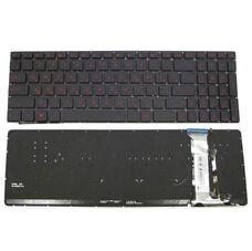 ASUS N551, N551JB, N551JW, RU, клавиатура для ноутбука черная купить по низкой цене за 11 340 тнг.