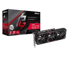 Asrock 6GB RX 5600XT GDDR6 192-bit PGD3 6GO видеокарта купить по низкой цене за 163 400 тнг.