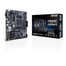 ASUS PRIME A320M-E Socket-AM4 AMD A320 DDR4 mATX материнская плата за 29 920 тнг.