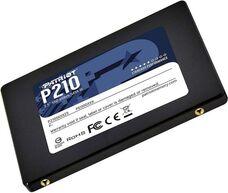 """128GB SSD PATRIOT P210 2.5"""", SATA III, твердотельный диск за 10 560 тнг."""