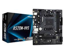 ASRock A520M-HVS Socket-AM4 AMD A520 DDR4 mATX материнская плата за 28 600 тнг.