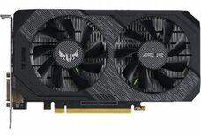 Asus 4GB GTX 1650 GDDR6 128-bit TUF-GTX1650-O4GD6-P-GAMING видеокарта за 114 400 тнг.