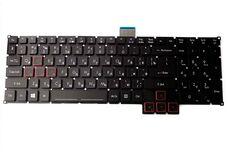 Acer Predator G9-591, G9-791 RU, черная клавиатура с подсветкой для ноутбука за 14 960 тнг.