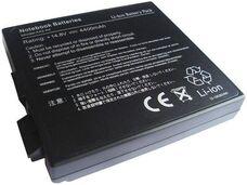 Asus A4 14,8 В/ 4400 мАч, аккумулятор для ноутбука