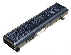 Аккумулятор для ноутбука Toshiba PA3465U, 10,8 В/ 4400 мАч, черный