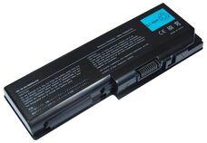 Аккумулятор для ноутбука Toshiba PA3536, 10,8 В/ 4400 мАч, черный