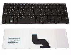 Acer Aspire 5517, 5516, E525, E625, E725, G525, G625, G725, RU, черная клавиатура для ноутбука за 4 400 тнг.